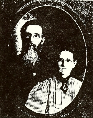 Virgil Stuart and Mary McKinney